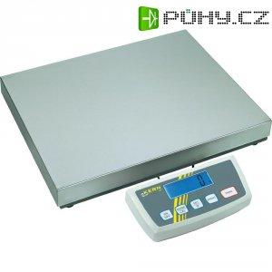 Plošinová váha Kern Max. váživost 150 kg Rozlišení 20 g, 50 g 230 V, na baterii, napájeno akumulátorem stříbrná