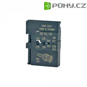 Krimpovací čelisti ke koaxiálním kabelům RG 174/RG 179 Pressmaster