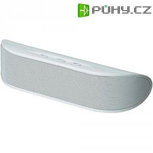 Mobilní mini reproduktor Cabstone Soundbar pro MP3-Player, Smartphones, bílý