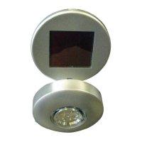 Přenosné solární LED svítidlo PU-040
