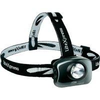 LED čelovka Liberty 111-2 LiteXpress, LX212076, šedá
