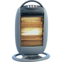 Halogenové topení Tristar KA-5016, 400/800/1200 W, šedá/černá