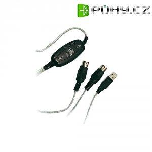USB - MIDI kabel
