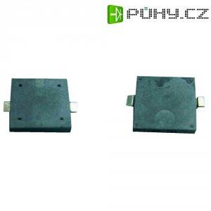 Piezoměnič SMD, 80 dB 3 - 25 V/DC
