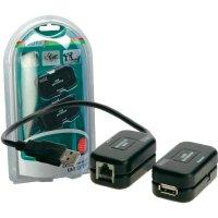 USB prodlužovač (extender) 60 m, Digitus