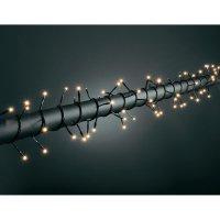 Venkovní vánoční řetěz Konstsmide, 120 žároviček, teplá bílá
