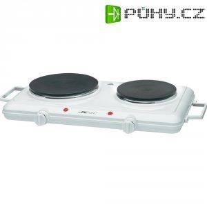 Dvouplotýnkový vařič Clatronic DKP 3583, 271699