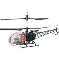 RC vrtulník Reely Lama 5.2 RtF