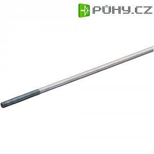 Pozinkovaná tyč se závitem Reely, M2,5, Ø 2,1 mm, 200 mm