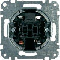 Sériový spínač Merten, MEG3115-0000, 1pólový, 10 A, 230 V/AC