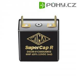 SUPERCAP 100F 2,5V 20%