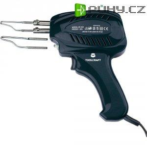 Rychlopájecí pistole Toolcraft, 230 V, 100 W