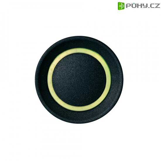 Ovládácí knoflík OKW D8733039, 6 mm, podsvícení RGB, černá - Kliknutím na obrázek zavřete