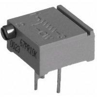 Cermetový trimr TT Electro, 2094210201, 50 Ω, 0,5 W, ± 10 %