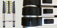 Žebřík hliníkový teleskopický G21 GA-TZ13-3.8M