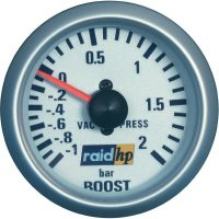 Palubní měřič tlaku turba Raid Hp Silber-Serie, 660218