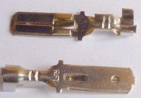 Faston-konektor 6,3mm RFT, kabel 2,5mm2, balení 100ks