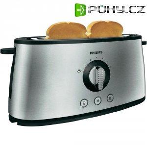 Topinkovač Philips HD2698/00, nerez/černá