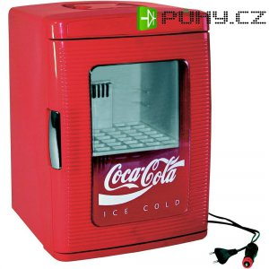 Mini chladnička Ezetil Coca-Cola MF25 12/230V