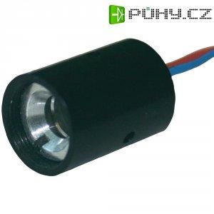 LED kolimátor LED-1115-ELC-645-29-2, 25 uW, červená