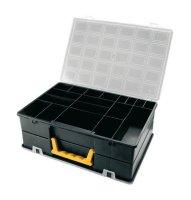 Krabička 360x252x128mm 2x18 sekcí