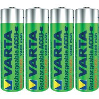 Akumulátor Varta Ready2Use, NiMH, AA, 2300 mAh, 4 ks
