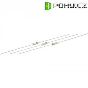 Pico pojistka ESKA rychlá PICOFUSES 125 MA 823608, 125 V, 125 mA, Ø 2,4 mm x 7.2 mm