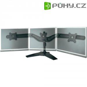 """Stolní držák na 3 monitory, 38 - 61 cm (15\"""" - 24\""""), černá, Digitus"""
