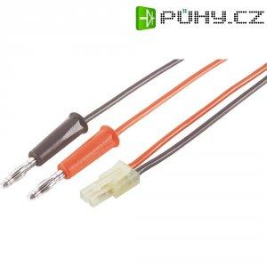 Napájecí kabel Modelcraft, Mini-Tamiya, 250 mm, 1,5 mm²