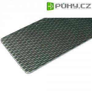 Hliníková deska hliníková D2WL, 300 x 170 x 1,0 mm