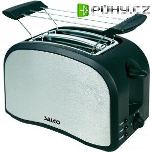 Topinkovač Salco MT-800, nerez / černá