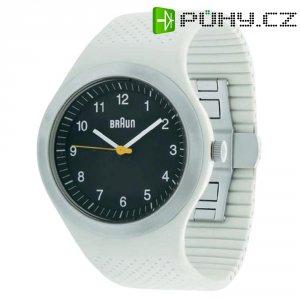 Ručičkové náramkové sportovní hodinky Braun 66540, plastový pásek