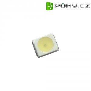 SMD LED PLCC4 Avago Technologies, ASMT-SWBM-NU803, 30 mA, 3,5 V, 120 °, 1100 mcd, chladná bílá