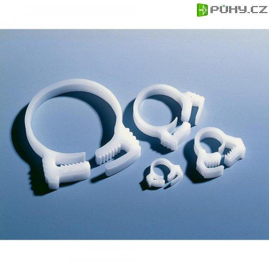 Plastová připevňovací sponka - Kliknutím na obrázek zavřete