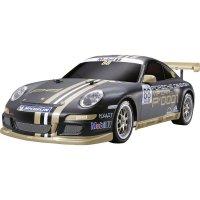 RC model auta Tamiya Porsche 911 GT3 Cup VIP 2007, 1:10, elektrický, 4WD (4x4), stavebnice