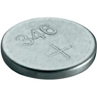 Knoflíková baterie 346 Renata, SR712, na bázi oxidu stříbra