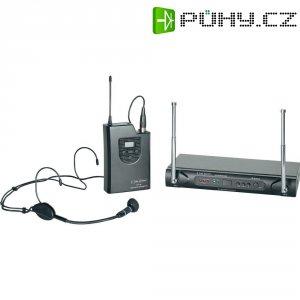 Bezdrátový mikrofon Mc Crypt Freeport Headset