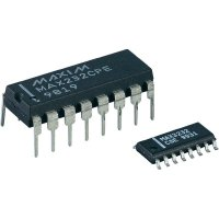Quad Line Receiver MC1489, DIL 14