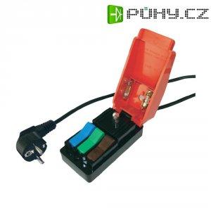 Vypínač pro testování přístrojů s kabelem Cliff Quickktest CL1860, 1,5 m