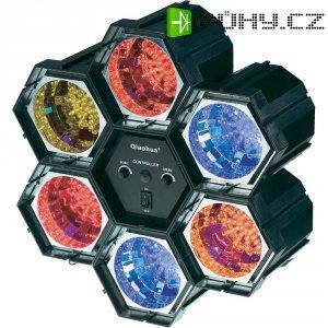 LED efekt, 6kanálový, barevná