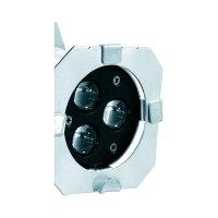 LED reflektor Eurolite PAR-16, 51913542, 9 W, studená bílá