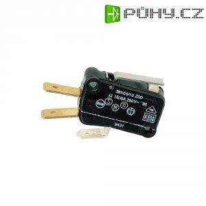 Mikrospínač 250 V/AC/15(4) A