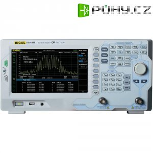 Spektrální analyzátor a tracking generátor Rigol DSA815-TG