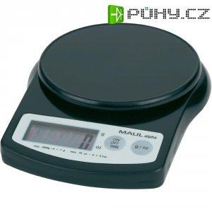 Stolní váha Maulalpha, 2 kg, černá