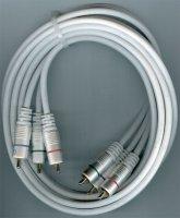 3xCinch-3xCinch Hi-Fi 2m, kabel 5mm, DOPRODEJ