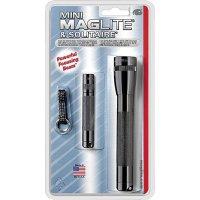 Kapesní svítilna Mag-Lite Mini-Mag 2 AA, kryptonová, černá