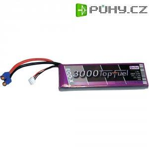 Akupack Li-Pol (modelářství) Hacker, 7.4 V, 3000 mAh, 20 C, EC3