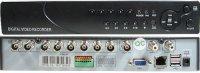 Digitální videorekordér 8ch DVR-2608,připojení na LAN.