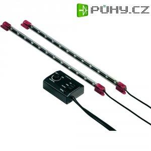 Mini LED osvětlení Hama, 56377, 31 cm, červená, 2 ks