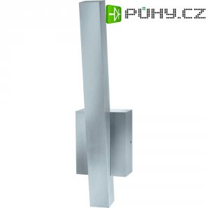 Nástěnné LED svítidlo Sygonix Teramo, 1x 3 W, hranatý držák, teplá bílá
